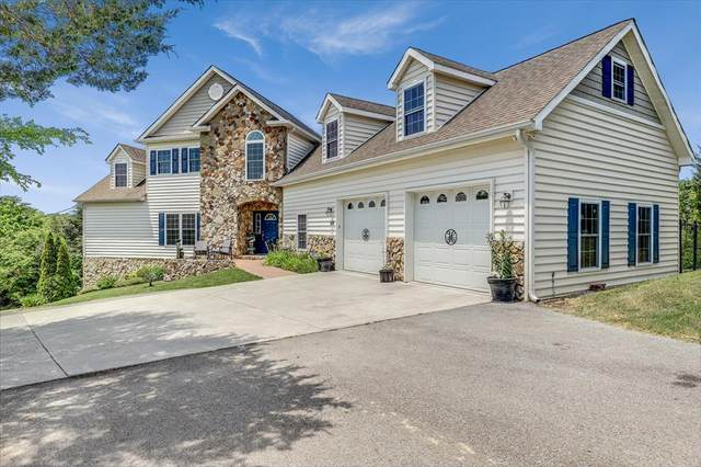 919 W Flat Creek Way, Sevierville, TN 37876 (#243169) :: Colonial Real Estate