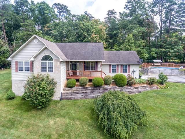 825 Vigil Dr, Seymour, TN 37865 (#243186) :: Colonial Real Estate
