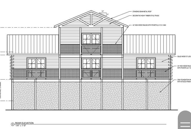 953 Cliff Branch, Gatlinburg, TN 37738 (#243231) :: The Terrell-Drager Team