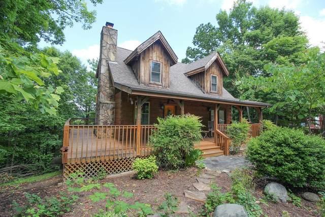 3639 Moonshine Way, Gatlinburg, TN 37738 (#243234) :: Colonial Real Estate