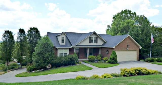 1627 Cordell Hull Dr, Morristown, TN 37814 (#243240) :: Colonial Real Estate