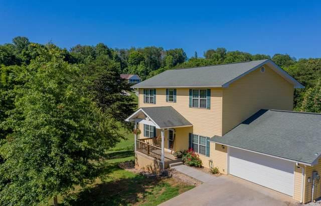 744 Haley Woods Dr., Kodak, TN 37764 (#243255) :: Colonial Real Estate
