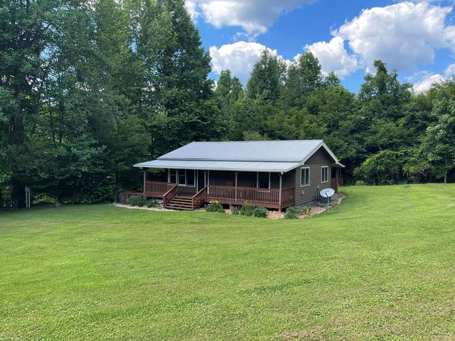 4371 Indian Camp Creek, Cosby, TN 37722 (#243265) :: Prime Mountain Properties