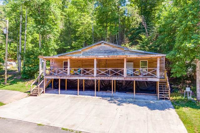 7304 Old Railroad Bed Road, Maryville, TN 37801 (#243277) :: Colonial Real Estate