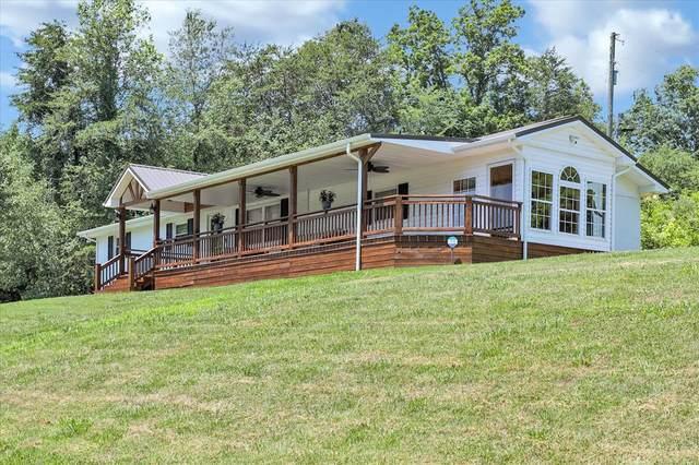 850 Loop Road, Sevierville, TN 37876 (#243301) :: Prime Mountain Properties