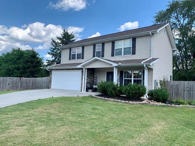 1030 Stones Throw Lane, Sevierville, TN 37876 (#243312) :: JET Real Estate