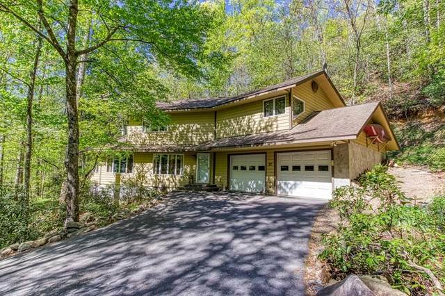 917 Sunshine Trail, Gatlinburg, TN 37738 (#243322) :: Tennessee Elite Realty