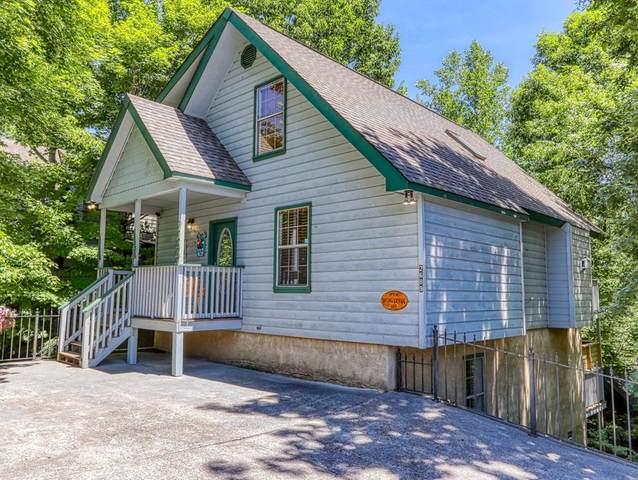 2689 Valley Heights Dr, Pigeon Forge, TN 37863 (#243343) :: The Terrell-Drager Team
