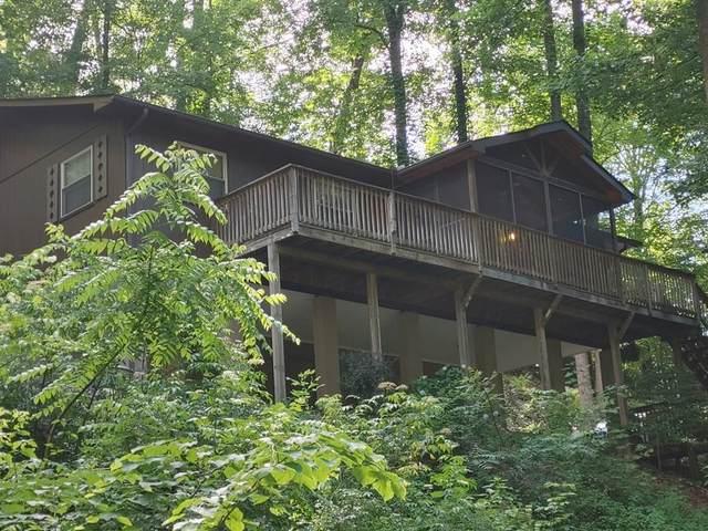 514 Gatlin Dr, Gatlinburg, TN 37738 (#243373) :: Colonial Real Estate
