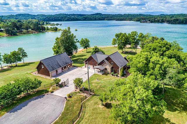 902 Smokey Mtn Queen Rd, Sevierville, TN 37876 (#243377) :: Colonial Real Estate