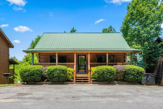 757 Chickasaw Gap Way Shades Of The P, Pigeon Forge, TN 37863 (#243391) :: Prime Mountain Properties