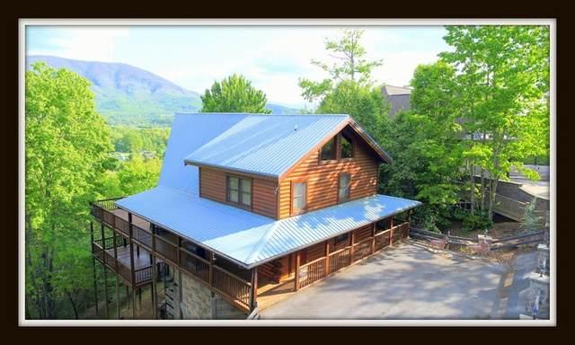 """3534 Mountain Tyme Way """"Mountain Tyme , Sevierville, TN 37862 (#243396) :: JET Real Estate"""