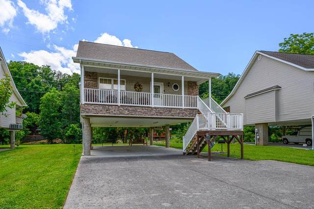 582 Tanasi Trl, Pigeon Forge, TN 37863 (#243406) :: Colonial Real Estate