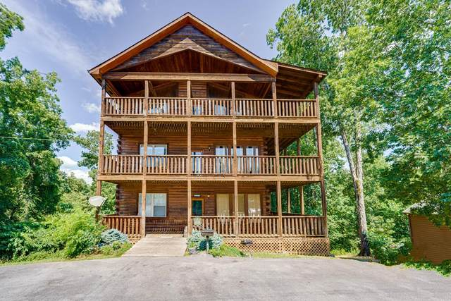 368 Oak Lake Drive, Sevierville, TN 37876 (#243424) :: The Terrell-Drager Team