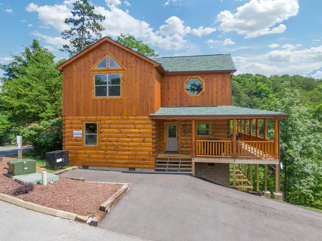 2068 Cougar Crossing Way, Sevierville, TN 37862 (#243425) :: Billy Houston Group