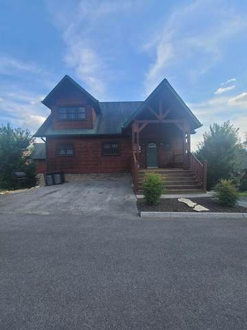 930 Mcmakin Way X's & O's, Pigeon Forge, TN 37863 (#243466) :: JET Real Estate