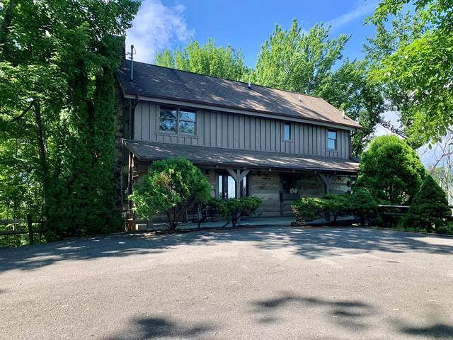 807 Kings Way, Gatlinburg, TN 37738 (#243485) :: Colonial Real Estate