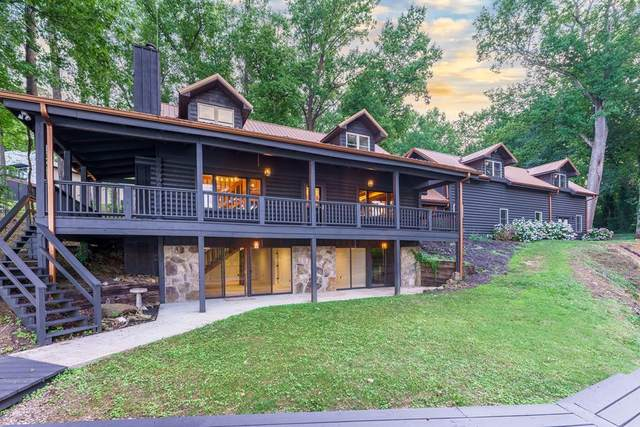 1 Old Bowman Bend Drive, Harriman, TN 37748 (#243497) :: Colonial Real Estate