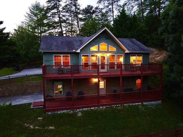 1011 Gray Wolf Dr, Sevierville, TN 37862 (#243503) :: The Terrell-Drager Team