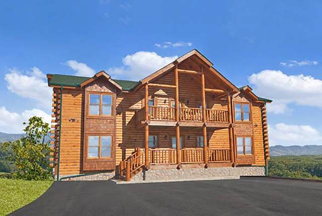 2315 Top Of The World Dr, Sevierville, TN 37876 (#243553) :: The Terrell-Drager Team