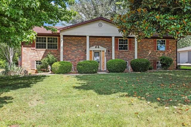 920 Crestview Drive, Talbott, TN 37877 (#243568) :: JET Real Estate