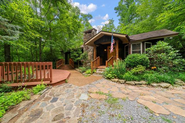 609 W Ridge Place, Gatlinburg, TN 37738 (#243605) :: JET Real Estate
