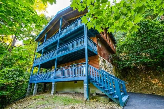 1318 N Baden Dr, Gatlinburg, TN 37738 (#243642) :: Colonial Real Estate