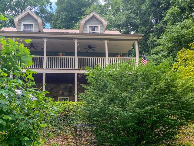 1020 Country Mountain Road, Cosby, TN 37722 (#243643) :: Suzanne Walls with eXp Realty
