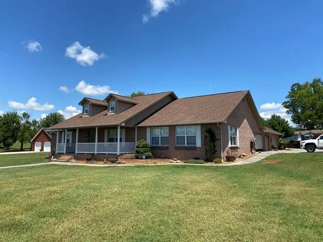 1406 Ellis Woods Loop, Sevierville, TN 37876 (#243655) :: Colonial Real Estate