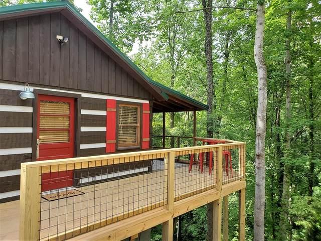 1768 Ridgecrest Dr, Sevierville, TN 37876 (#243666) :: Colonial Real Estate