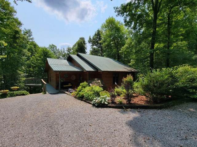 1929 Bale's Way, Sevierville, TN 37876 (#243669) :: Colonial Real Estate