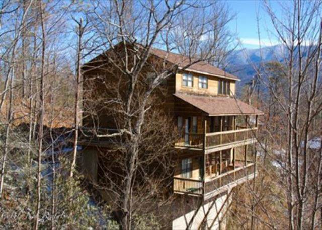 510 Geneva Lane, Gatlinburg, TN 37738 (#243672) :: Colonial Real Estate