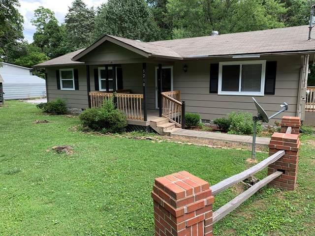 5210 Landbrook Drive, Knoxville, TN 37921 (#243673) :: Colonial Real Estate