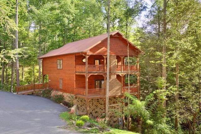 1819 Elk Springs Way Bear Cub Lodge, Gatlinburg, TN 37738 (#243687) :: The Terrell-Drager Team