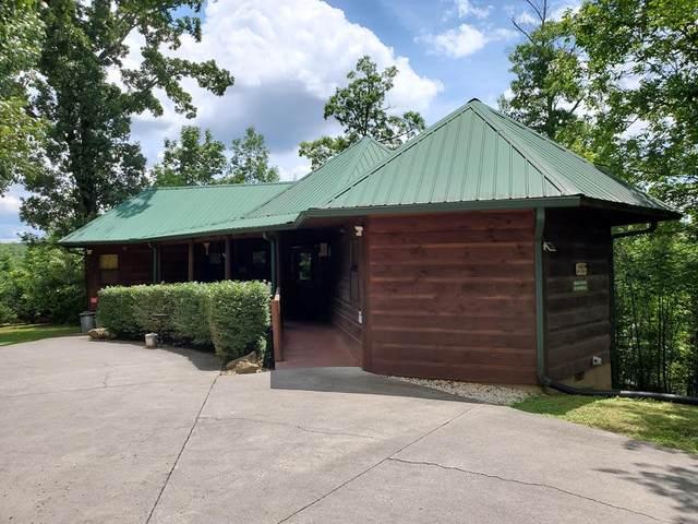 1811 Skyhawk Lane, Sevierville, TN 37876 (#243688) :: JET Real Estate