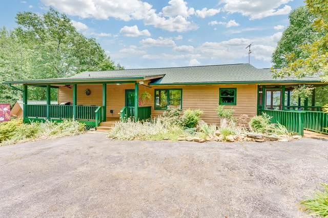 3004 Hatcher Top Rd, Sevierville, TN 37862 (#243694) :: JET Real Estate