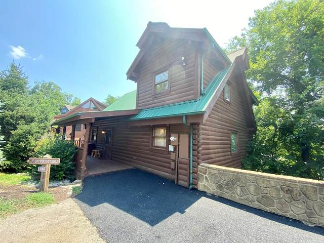 316 Alpine Mountain Way, Pigeon Forge, TN 37863 (#243708) :: The Terrell-Drager Team