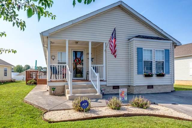 1219 Santa Anita Way, Sevierville, TN 37876 (#243721) :: Colonial Real Estate