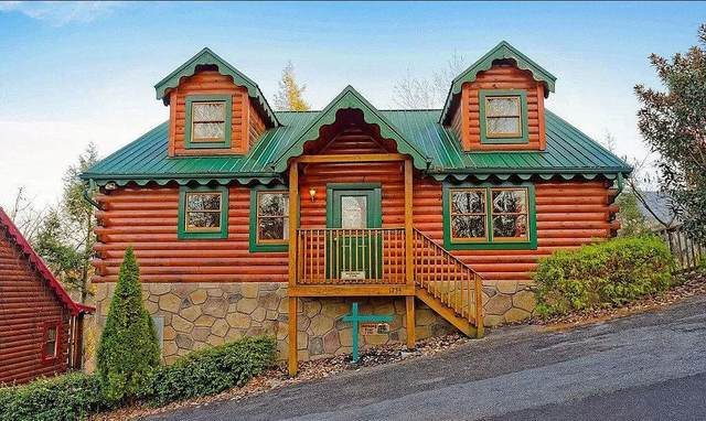 1755 Mountain Shadows Way, Gatlinburg, TN 37738 (#243729) :: Colonial Real Estate