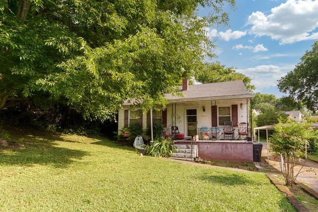 2033 Dandridge Ave, Knoxville, TN 37915 (#243737) :: Colonial Real Estate