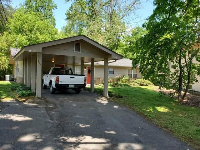 320 E Cottage Drive, Gatlinburg, TN 37738 (#243741) :: The Terrell-Drager Team