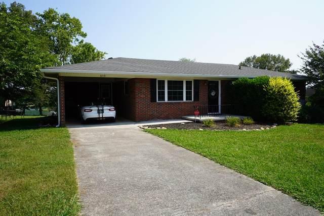 859 Lakewood Drive, Jefferson City, TN 37760 (#243750) :: Century 21 Legacy