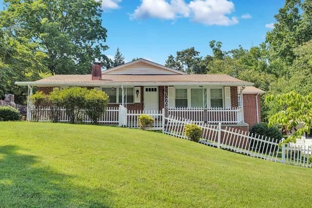 708 Bull Run Road, Clinton, TN 37716 (#243753) :: Colonial Real Estate