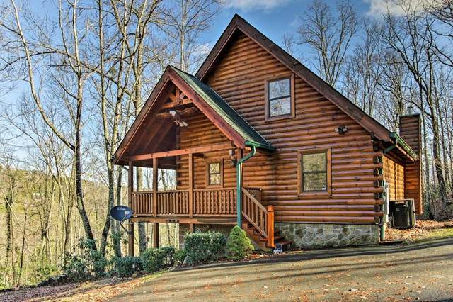 1843 Laurel Valley Way, Sevierville, TN 37862 (#243764) :: Colonial Real Estate