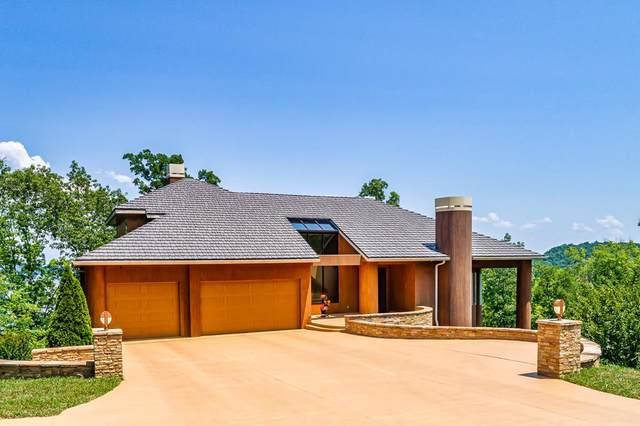2206 Arrowhead Drive, Dandridge, TN 37725 (#243785) :: Colonial Real Estate