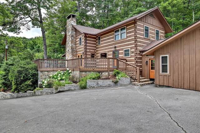 1160 Upper Alpine Way, Gatlinburg, TN 37738 (#243797) :: JET Real Estate