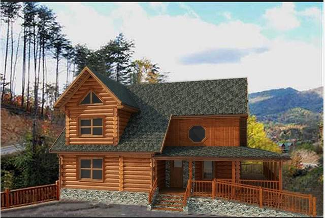 Lot 7 Heritage Hills Drive, Pigeon Forge, TN 37862 (#243800) :: The Terrell-Drager Team