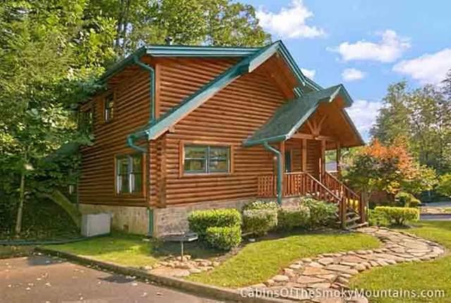 644 Gatlinburg Falls Way, Gatlinburg, TN 37738 (#243816) :: Colonial Real Estate