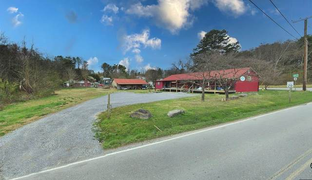 926 Center View Rd. Parcel 024 Parl, Sevierville, TN 37862 (#243825) :: Colonial Real Estate