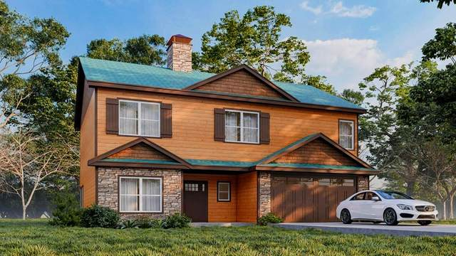 Lot 2 Maggie Mack, Sevierville, TN 37862 (#243845) :: The Terrell-Drager Team